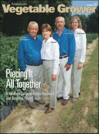 American Vegetable Grower Cover